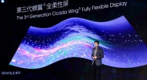Royole Corporation Unveils 3rd Generation Cicada Wing