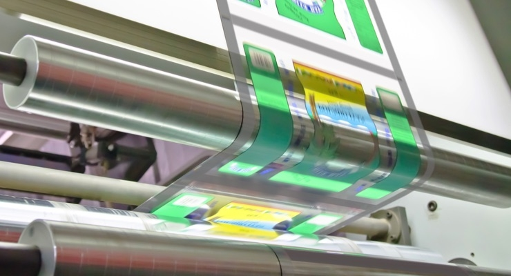 Isra Vision supporting flexible packaging