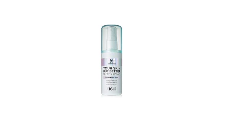 IT Cosmetics Adds Setting Spray