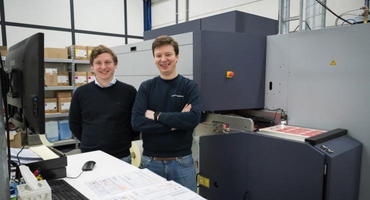 Belgian converter adds Durst digital press