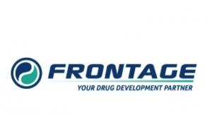 Frontage Laboratories Acquires Biotranix