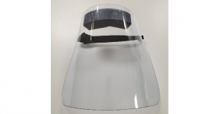Tru-Form Plastics Develops Face Shield for COVID-19 Fight