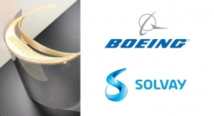 Solvay, Boeing Partner for COVID-19 Face Shields