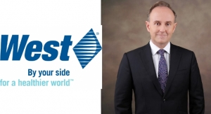 West Pharmaceutical Hires Stewart Campbell