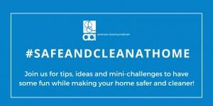 ACI Launches #SafeAndCleanAtHome