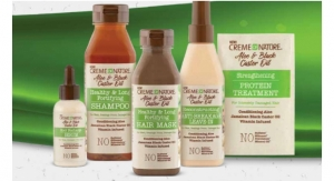 Creme Of Nature's New Collection