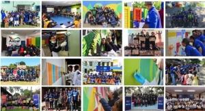AkzoNobel, SOS Children's Villages Extend Partnership