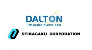 Seikagaku Acquires Dalton Pharma Services