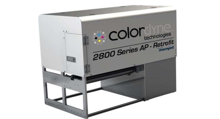 Colordyne launches 2800 Series AP – Retrofit
