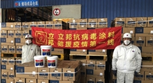 Nippon Paint, Corning Inc. Develop Antivirus Surface Coating