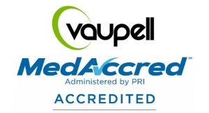 Vaupell Midwest Earns MedAccred Accreditation for Plastic Injection Molding