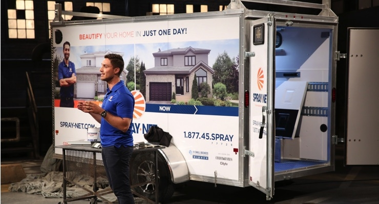 Spray-Net Transforms Homes Across Canada, US