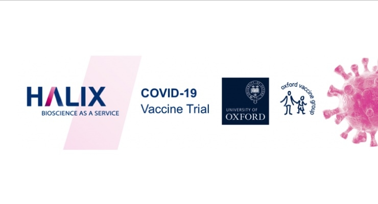 HALIX Enters COVID-19 Tie-up with University of Oxford