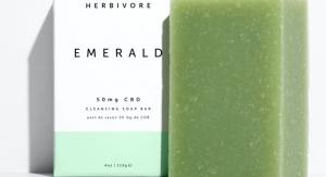 Herbivore Adds CBD Soap
