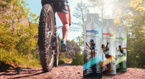 Concentrated Protein Gel Delivers Flexibility in Sports Nutrition Applications