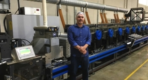 Brazilian converter adds first Gallus press