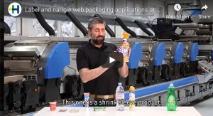 Label and narrow web packaging applications at a glance.