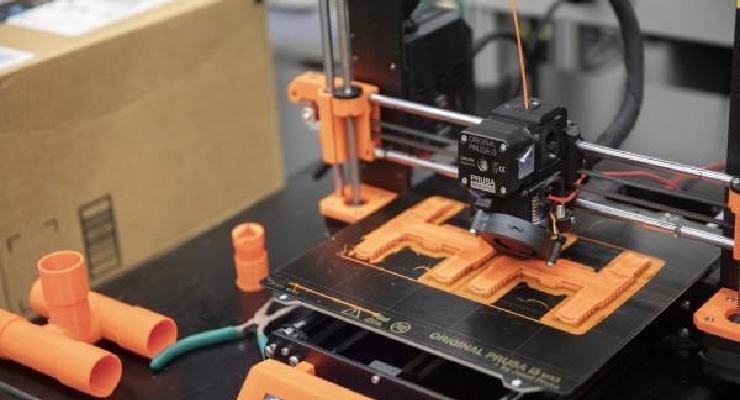 Engineers Share 3D-Printed Ventilator Adapter Design