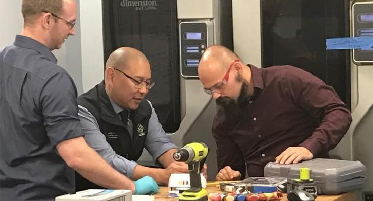 Engineers, Oregon Medical Team Design 3D-Printed Ventilator Requiring No Electricity