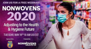 Nonwovens 2020: Adjusting to the Health and Hygiene Future