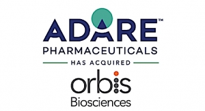 Adare Pharma Acquires Orbis Biosciences