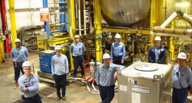 Ecolab Expands Hand Sanitizer Production