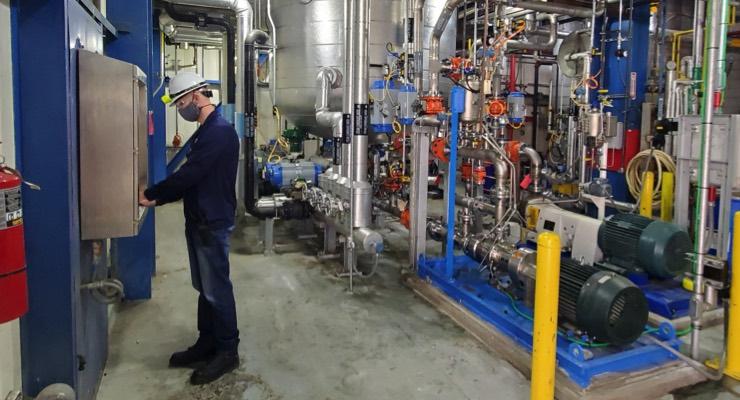 BASF Begins Pearlizer Production in Mauldin, SC
