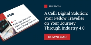 A.Celli Digital Solution Your Fellow Traveller on Your Journey Through Industry 4.0