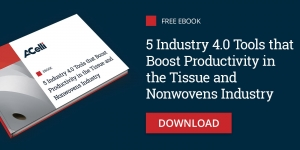 5 Industry 4.0 Tools that Boost Productivity in the Tissue and Nonwovens Industry