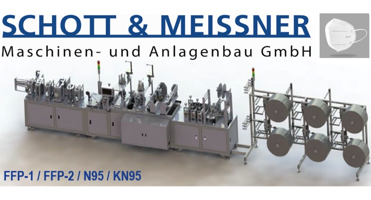 Schott & Meissner Promotes Machinery for Nonwoven Masks