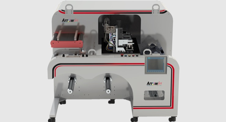 Arrow Systems launches new pigment-based digital printer