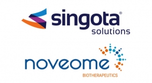 Singota Solutions Collaborates with Noveome Biotherapeutics
