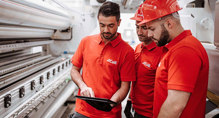 3 Advantages of Predictive Maintenance in the Tissue and Nonwovens Industry