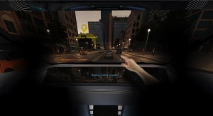 Ultra-compact Infrared LED from Osram Enables Gesture Control in Car Interiors