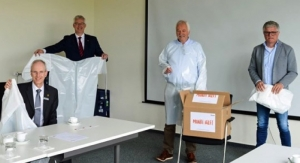 Mondi Produces, Donates Protective Medical Gowns