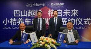 BASF, DiDi Partner to