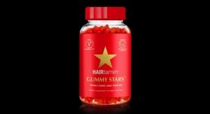 Hairtamin Debuts Gummy Stars