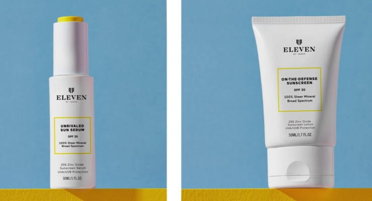 New Mineral SPF from EleVen by Venus Williams