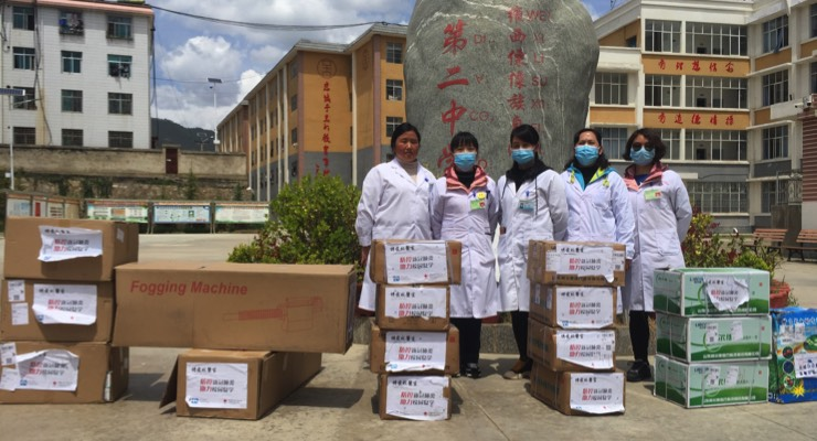 PPG, Employee Donations Support School Reopening Programs in China