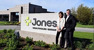 Jones Releases Sustainable Development Report