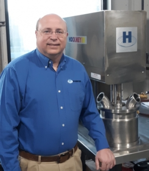 Hockmeyer Equipment Corporation has promoted Benjamin Roberts to Engineering Manager