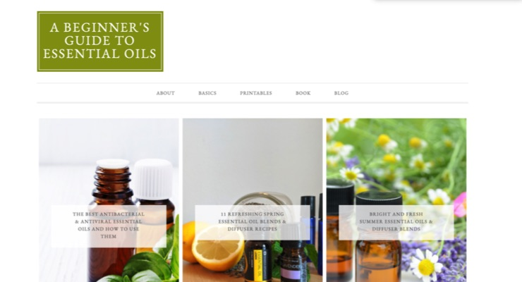 FDA, FTC Warn Essential Oils Seller