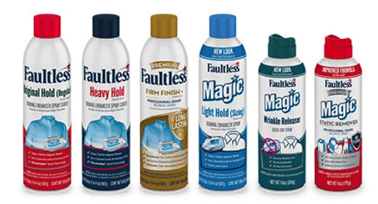 Faultless Brands is Acquired