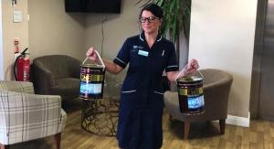 HMG Paints Expands Sanitizer Production