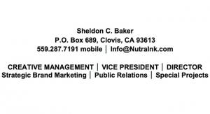 Brand Marketing/Public Relations