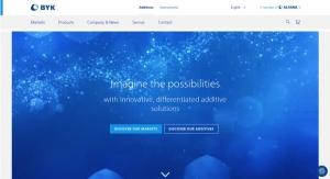 BYK Unveils New Website