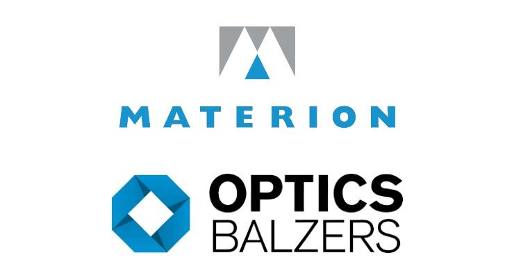 Materion to Acquire Optics Balzers