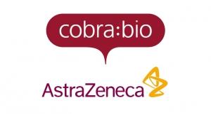 Cobra Biologics Signs Supply Agreement with AstraZeneca