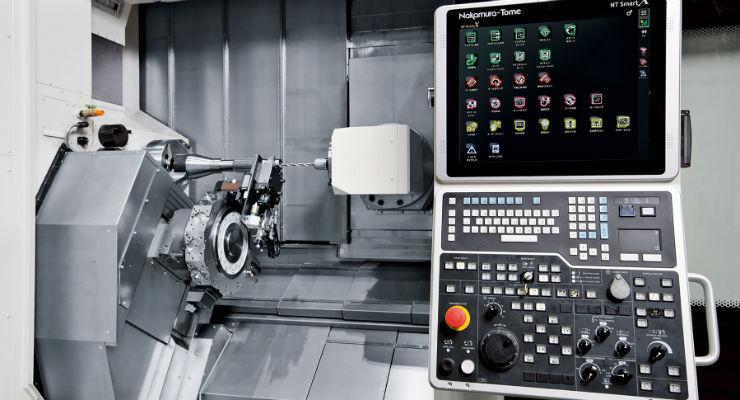 Methods Machine Tools Introduces High-Precision Nakamura  Multitasking Machining Center