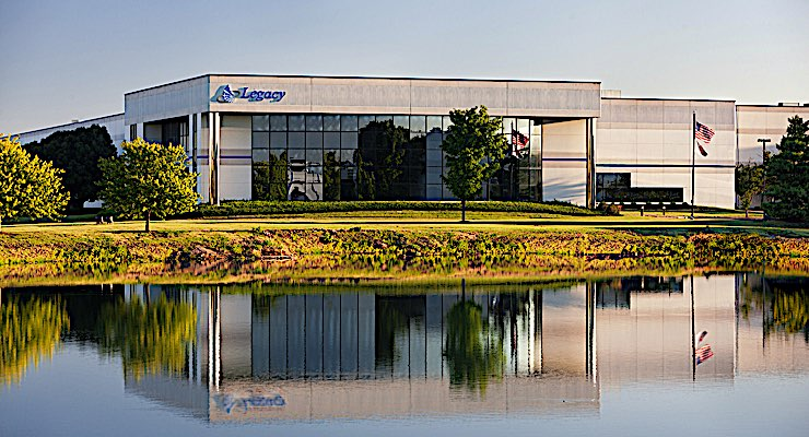 Legacy Pharmaceutical Packaging Adds Facility